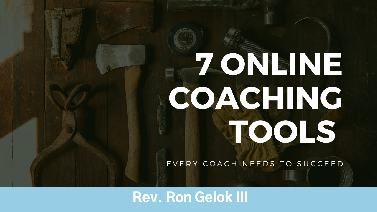 """online coaching tools"""